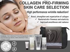 Theravine RETAIL Collagen Pro Firming Skin Care Selection Pack