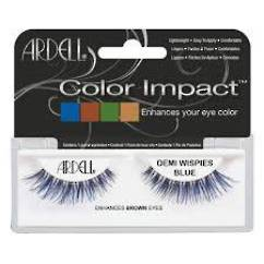 Ardell colour Impact Demi Wispies BLUE